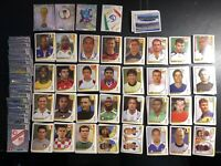 Panini WC 2002 Fullset With 34/35 Foils + All Ireland Just Missing 21 Stickers