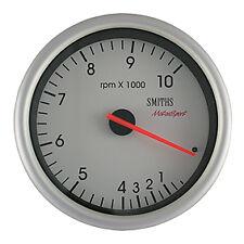 Smiths Prosport Plus Tachometer Gauge 0-10,000RPM 100mm RET5-1A32-14