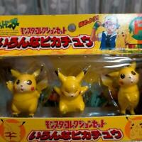 Tomy Monster Collection set Various Pikachu new and unused Pokemon Figure #2