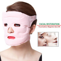 HN- FT- Lifting Up Face Mask Moisturizing Magnetic Therapy Massage Skin Care Ser