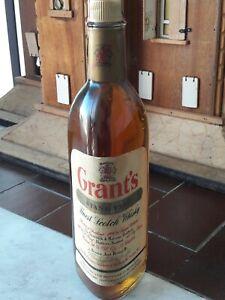 Whisky Grant's 86 Prof Anni 60 Fantastic Condition