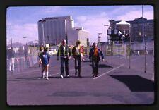 1984 Cart Caesars Palace Grand Prix - Track Scene - Vtg 35mm Race Slide
