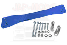 BLUE REAR SUBFRAME BRACE /HONDA CIVIC/EG 92-95/CRX Del Sol 93-97/ Integra94-01