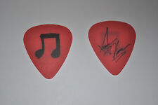 Isaac Hanson Red Shout It Out guitar pick!