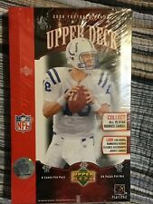 2006 Upper Deck football box