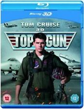 Top Gun Blu-ray 3d 1986 Region Tom Cruise