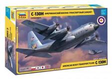 Zvezda 7321 1/72 Lockheed C-130h Hercules Plastic Model Kit