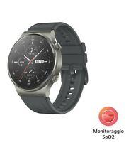 HUAWEI WATCH GT 2 Pro Smartwatch, Touchscreen 1.39 pollici AMOLED HD, Black