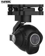 YUNEECCGO3 4K 3-Axis Gimbal Camera for Typhoon G & Q500 4K Quadcopter