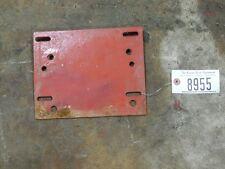 International Harvester battery plate Tag #8955