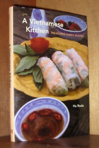 Vietnamese Cookbook Recipe Book VIETNAMESE KITCHEN Treasured Family Recipes