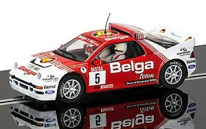 Scalextric - C3637 Ford RS200 Belga  NEW
