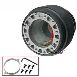 Steering Wheel Hub Adapter Boss Kit For Hyundai Excel X2 Elantra J1 1990-1995