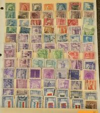 United States Stamps Lot of over 2120 Cancelled #6378