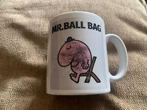 MR MEN MUG MR BALL BAG ADULT FUNNY HUMOUROUS