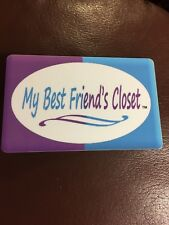 My Best Friend's Closet Gift Card for $16.80