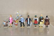 More details for lgb g scale station passenger figures compatible with aristocraft bachmann nx