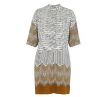 Whistles - Luna Aztec Dress - New With Tag - Pockets Size L 16 - Women's Dresses