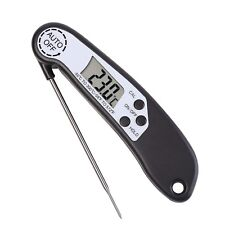 Leandro Instant Read Thermometer,Digital Kitchen Food Thermometer for Home