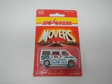 Majorette Movers Ford Transit 243