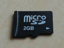 2GB MicroSD TF Flash Memory Card GARMIN NUVI 265/67LM/57LM EDGE 605/705/800/810