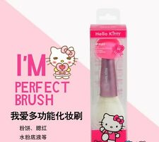 Hello Kitty Makeup Sponge Blender Flawless Smooth Shaped Powder Puff and Brush
