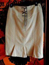 NWT $175 MAX MARA MaxMara Weekend Vintage Paris Lillie Alexander Skirt SIZE 6