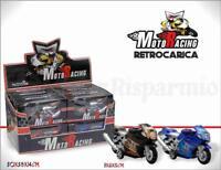 ds Moto Racing Moto Con Retrocarica Colorato Gioco Giocattolo Bambini Bimbi moc