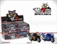 Moto Racing Moto Con Retrocarica Colorato Gioco Giocattolo Bambini Bimbi moc