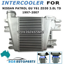 Intercooler Upgrade Direct-Fit For Nissan Patrol GU Y61 ZD30 3.0L Dir I 97-07