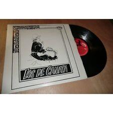 LOS DE CANATA - rare LATIN ANDEAN FOLK - BOLIVIA M&S records Lp 1970's