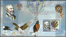 Congo Jules Verne Rapaces Raptors Ballon Balloon Non Dentele Imperf Essay **2006