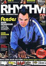 MARK RICHARDSON FEEDER / GAVIN HARRISONRhythmMay2003