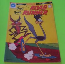 1980 THE BEEP BEEP ROAD RUNNER NO.17 EDITIONS HERITAGE FRENCH RARE EDITION 32PGS