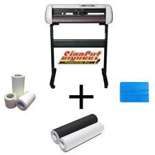 Liyu Sc631 Am Vinyl Cutter Cutting Plotter Withsigncut 6 Rolls Vinyl Package Deal