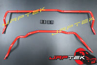 Front & Rear Stabilizer Sway Bar Kit For Mitsubishi Lancer EVO 7 8 9 VII VIII IX