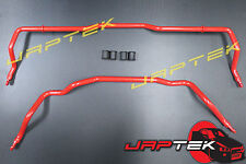 Front & Rear Stabilizer Sway Bar Kit For Mitsubishi Lancer EVO 7 8 9 VII VIII IX