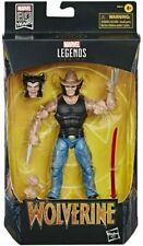 Marvel Legends X-Men Cowboy Logan Action Figure 6-in 80th Anniversary Wolverine