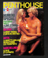 PENTHOUSE 21 - 1986 - 28,22€ - COMME NEUF - NON LU - SPECIAL PENT. VIDEO 2 -