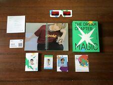 TXT All Member The Dream Chapter : MAGIC Autographed CD+Photobook Sanctuary Ver.