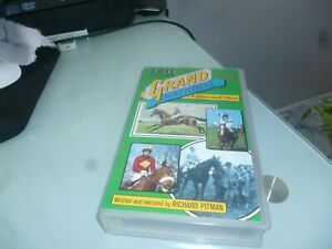 150 years of the Grand National.Horse Racing.VHS Video
