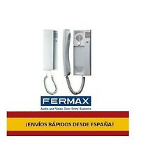 PORTERO AUTOMÁTICO FERMAX 8039 CITYMAX UNIVERSAL TELEFONILLO ELECTRÓNICO 788039