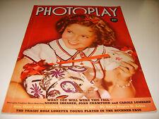 PHOTOPLAY MAGAZINE SEPTEMBER 1939 SHIRLEY TEMPLE (481)