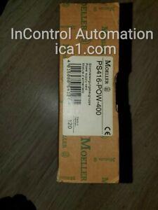Klockner Moeller / Eaton PS416-POW-400 Power Supply 230VAC