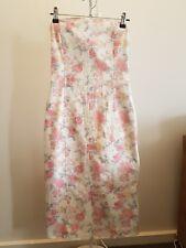 Review Dress Floral Size 8