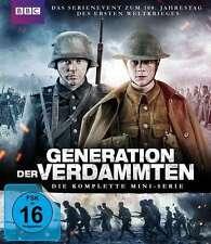 Generation der Verdammten - Miniserie - Blu Ray Box - Vorverkauf 25.08.2017