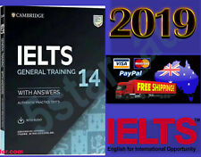 IELTS 14 (2019 New Published) Cambridge General+ Answers & Downloadable Audio