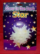 Estrellas fluorescentes decorativas buena calidad alta luminosidad
