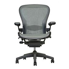 Herman Miller Aeron Office Chair Grey Size B