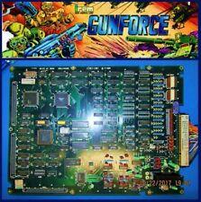 Arcade,Coin Operated, Amusement, IREM, Gunforce, PCB, JAMMA, Working!